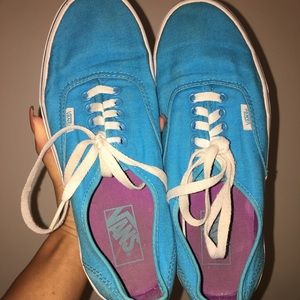 Lightly worn Vans, Very cute and Comfortable